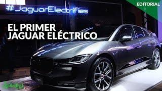 I-Pace llega a México: elegancia y 470KM de autonomía para el primer Jaguar eléctrico
