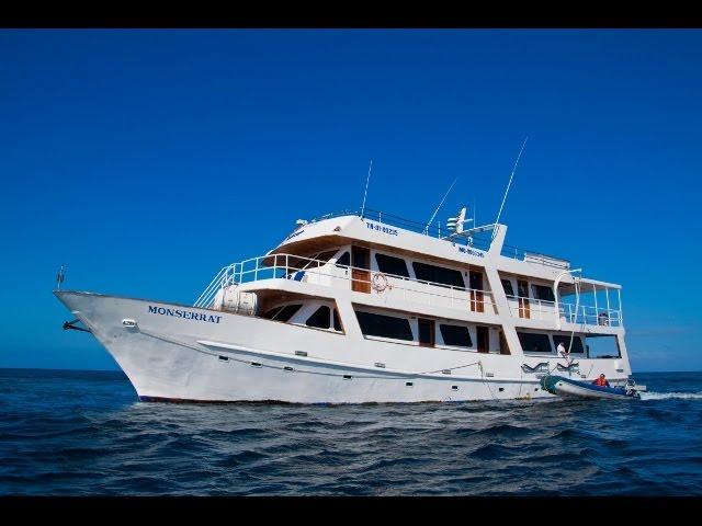Monserrat Galapagos Cruise+Flights