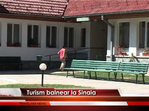 Turism balnear la Sinaia – VIDEO