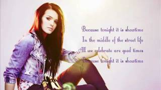 Getter Jaani - Rockefeller Street { Lyrics } (Eurovision 2011, Estonia)
