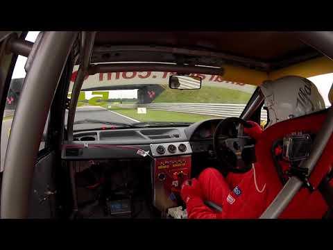 Snetterton 2017 – Race 1 – Ian Brookfield