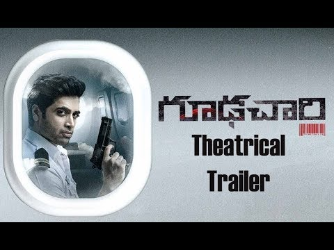 Goodachari Trailer