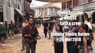 All Cast and Crew GRISSE - HBO Asia