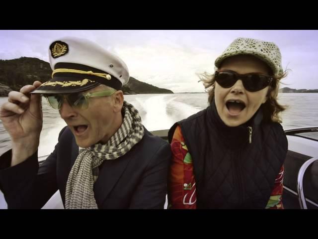 Elin Furubotn med Morten Abel – Så lett det kan ver