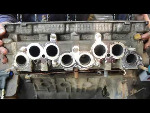 Разбор двигателя 11183 Лада 1,6