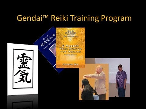 What is involved in a Reiki Class