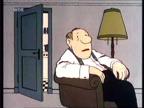 """Loriot """"Ich will hier nur sitzen"""""""