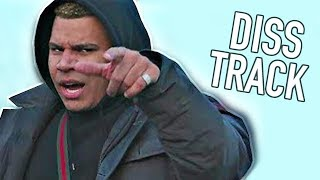 WolfieRaps Makes Youtube's Worst Disstrack (Check The Statistics - Big Shaq Diss Track)