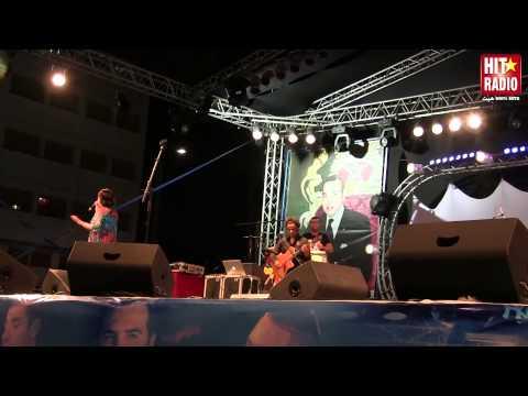 "Live ""Allah Ya Moulana"" de Nabyla Maan au Festival Méditerranéen d'Al Hoceima avec HIT RADIO"