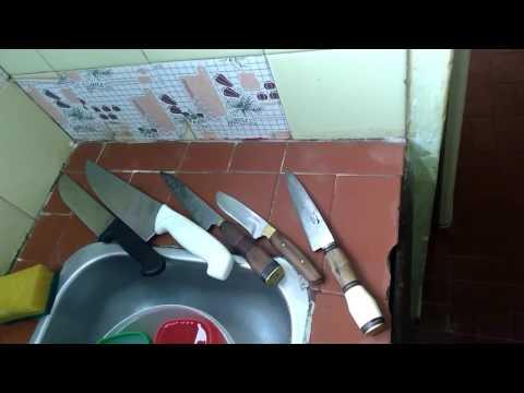 Soporte de imanes para cuchillos