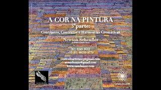 A Cor na Pintura, 3ªparte: Contrastes e Harmonias