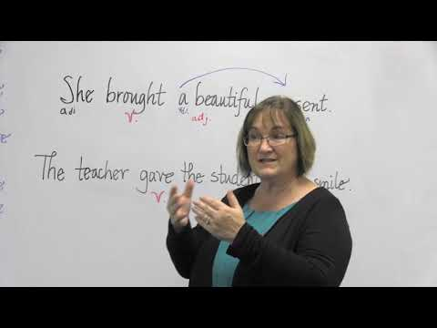 Download Identifying Nouns, Pronouns and Adjectives in a sentence Mp4 HD Video and MP3