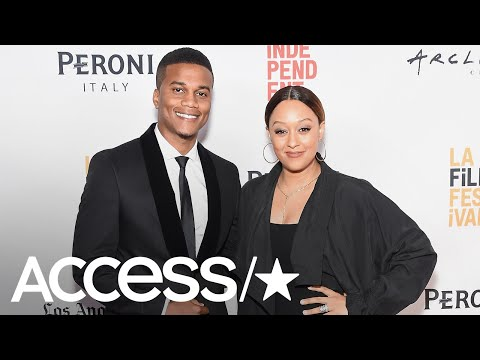 Tia Mowry Announced Her Baby's Gender In YouTube Fashion!