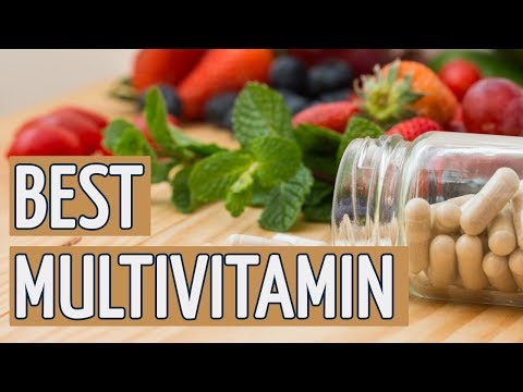 ⭐️ Best Multivitamin: TOP 9 Multivitamins For The Whole Family 2018 ⭐️