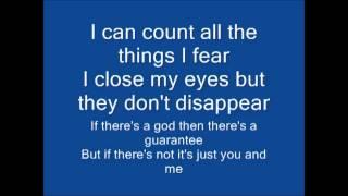 James Blunt - Bones (lyrics)