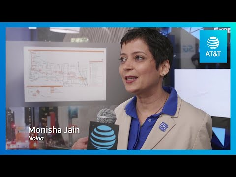 A Preview of the Future at AT&T Shape-youtubevideotext