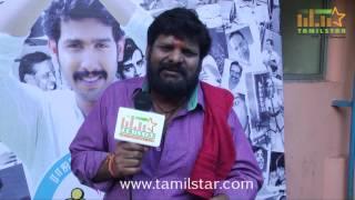 Ganja Karuppu at Kalkandu Movie Team Interview