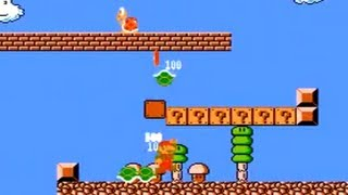 Super Mario Bros 2 (FDS) - All Lost Levels Perfect Walkthrough by Sabih
