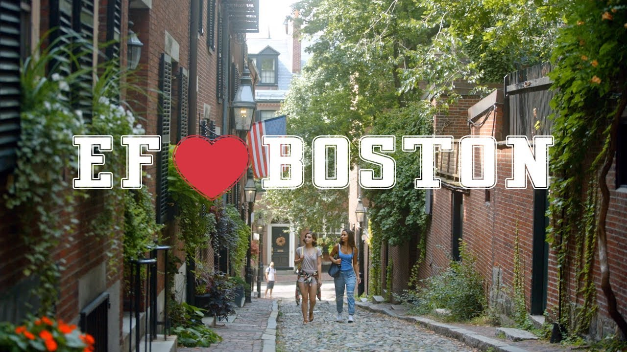 EF ❤ Boston