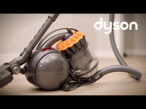 Aspiradoras de trineo Dyson Ball™: Comenzar