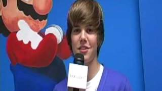 Justin Bieber Girls and Games