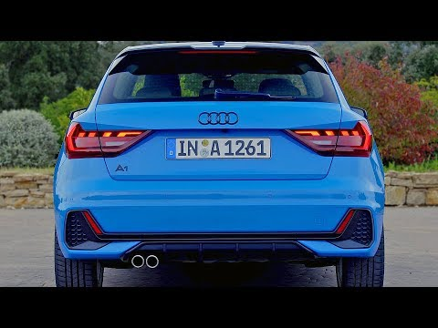 Audi A1 Sportback (2019) The World's Best Small Car?