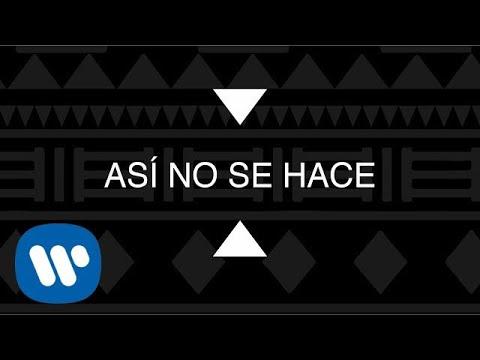 Letra Así No Se Hace Piso 21