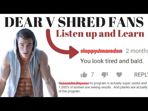 Download Dear V Shred Fans: Listen and Learn Mp4 HD Video and MP3