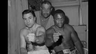 Joe Frazier vs George Chuvalo - Highlights (Classic Fight & KNOCKOUT)