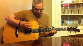 Drive For Daddy Gene - Alan Jackson Cover