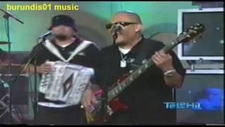 "Kumbia Kings ""Mi Dulce Niña"" En Vivo - Año 2005"