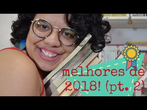 MELHORES LIVROS DE 2018 | PARTE 2