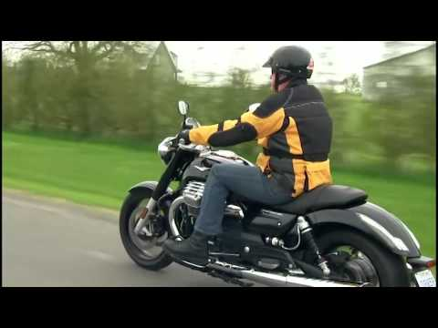 Moto Guzzi California 1400 Custom Video