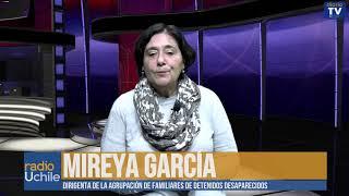 Mireya García y el significado de la detención de Pinochet para la justicia chilena