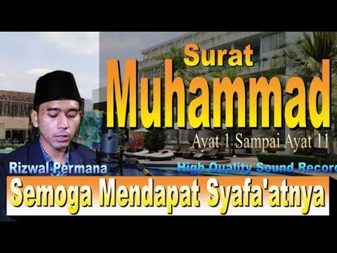 Sungguh Menggetarkan ❤💞 Semoga Kita mendapat Syafaat Nya, Surat Muhammad, Relaksasi Pengantar Tidur