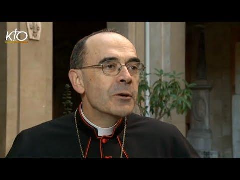 Cardinal Philippe Barbarin - Un an de pontificat