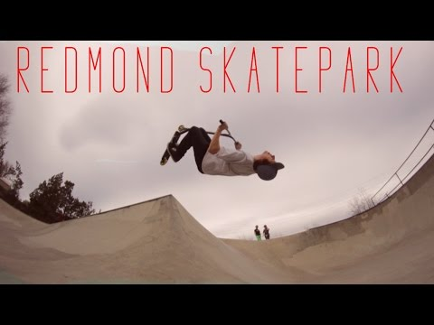 REDMOND SKATEPARK EDIT