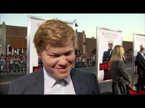 Black Mass: Jesse Plemons Red Carpet Movie Premiere Interview