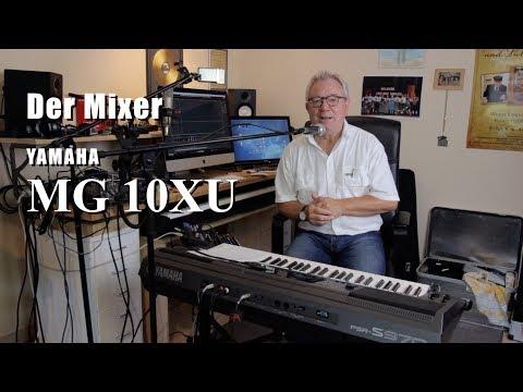 Keyboard Zubehör #5 - Mischpult / Mixer