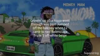 Money Man - Foul Lyrics