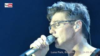 a-ha live acoustic - Under the Make up (HD) Luna Park, buenos Aires -24-09-2015