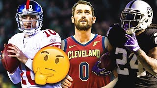 10 Most HIGHLY Debated Potential Hall of Famers In Sports RIGHT NOW... WILL THEY GET IN???