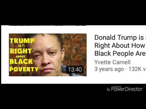 Exposing Yvette Carnell and Antonio Moores FAKE outrage at Tariq Nasheed