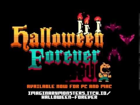Halloween Forever - 8-bit Halloween Adventure Platformer trailer thumbnail