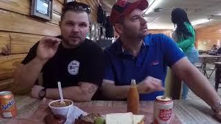 Unsere Reise geht weiter! Auf nach Lulling... Texas BBQ Trail - Teil 2