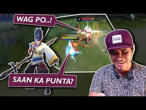 Zilong, Pinagtripan ang Overpowered na Layla