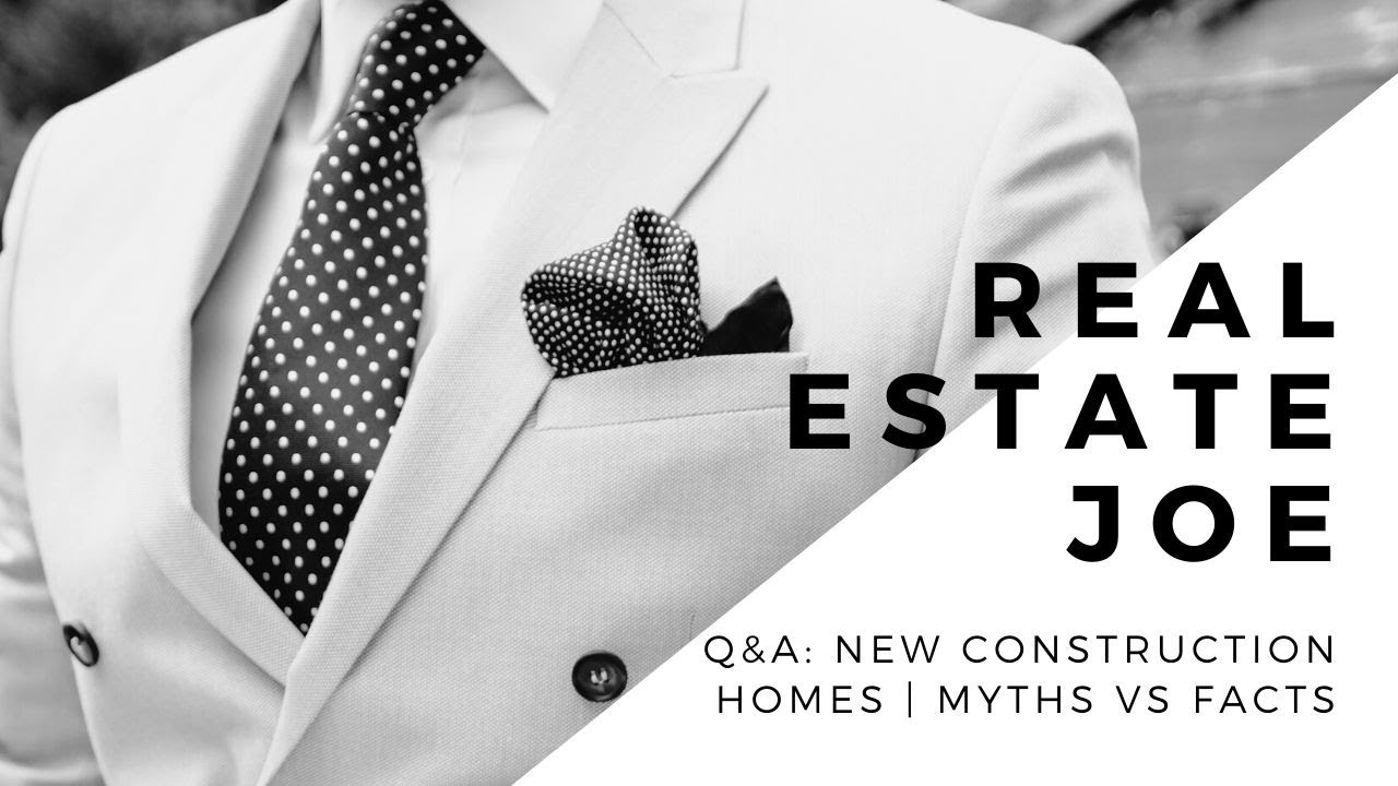 S1:E2 | Q&A: New Construction Homes | Myths vs Facts