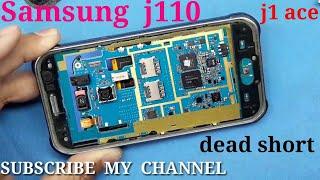 Video Samsung j 110 dead short problem solution , Samsung j1
