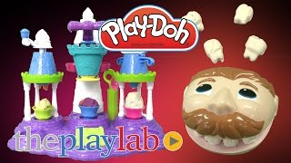 Play-Doh Doctor Drill 'n Fill & Play-Doh Ice Cream Castle