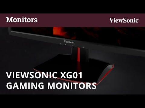 ViewSonic Moniteurs LED XG2401